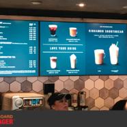 Starbucks LAX Terminal 6