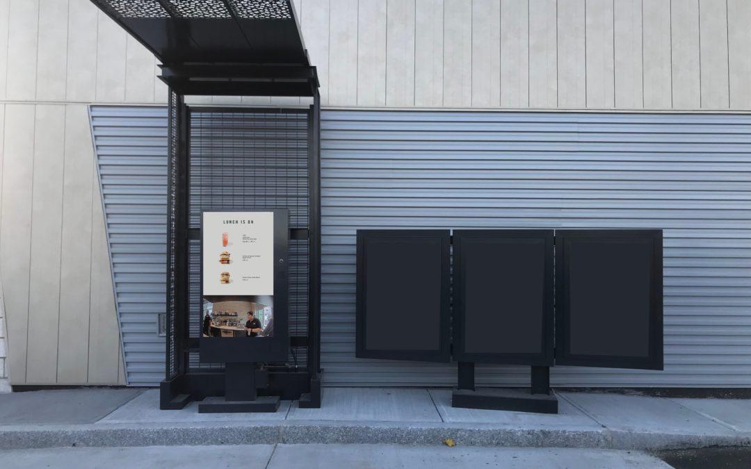 Starbucks Drive-Thru BOS OSM Solutions