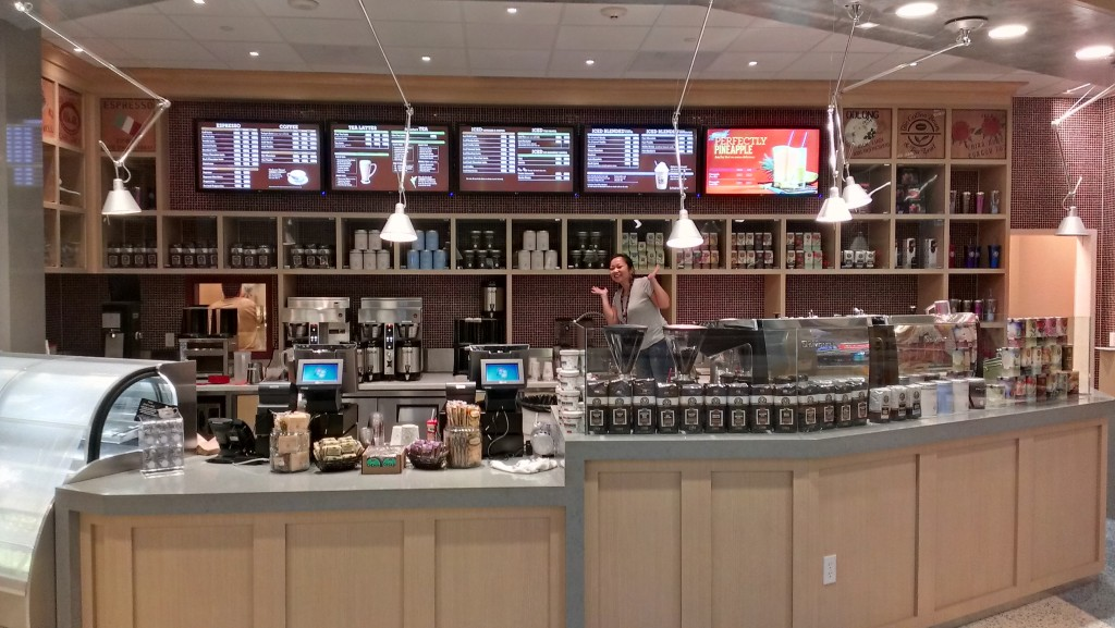 Osm Solutions Deploys 5 Panel Digital Menu Board System To