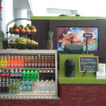 OSM Solutions designs a digital menu board for The Fruteria Houson IAH