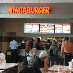 Whataburger Digital Menu Boards