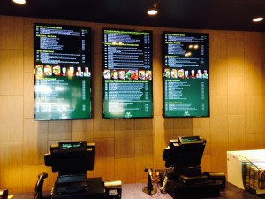 PhoNatic Digital Menu Boards Cedar Park, TX