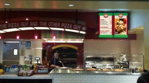 Metro Pizza LAS Digital Menus