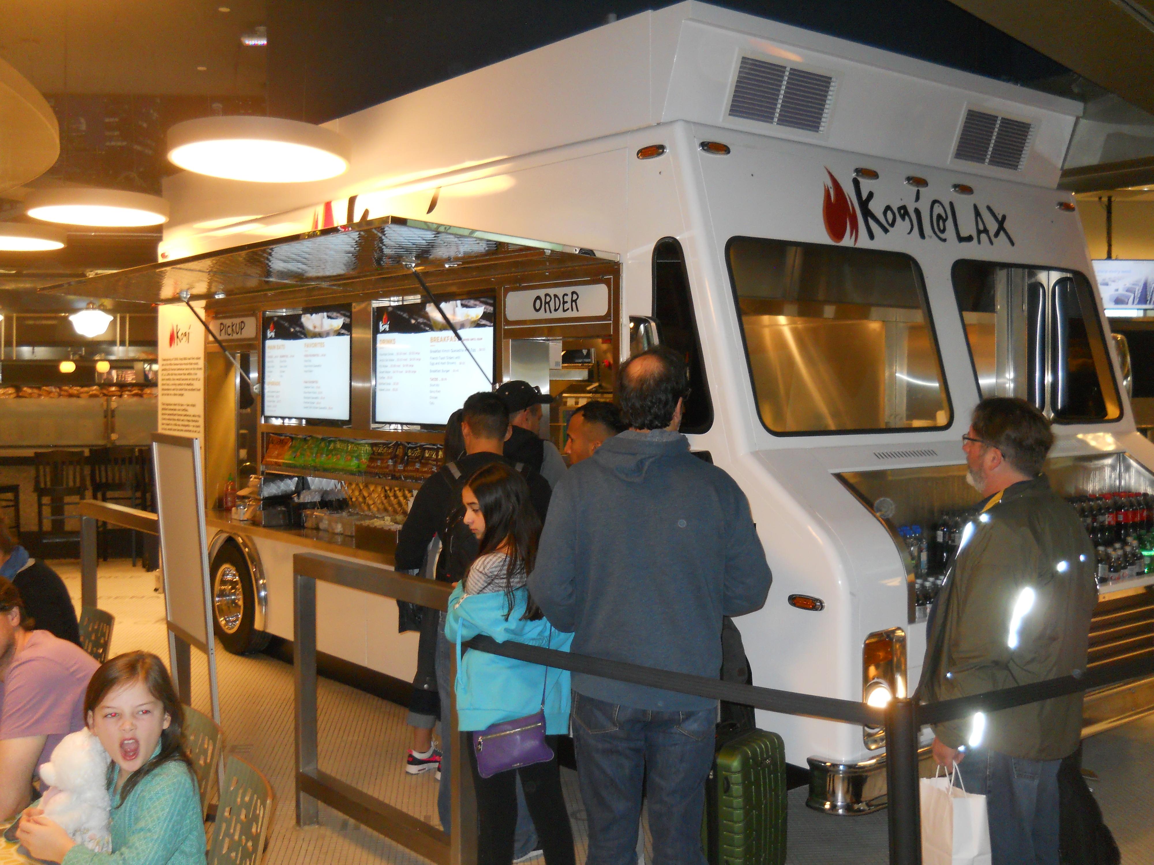 Kogi Food Truck Lax