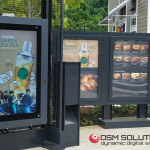 Starbucks Drive Thru Digital Menu Board