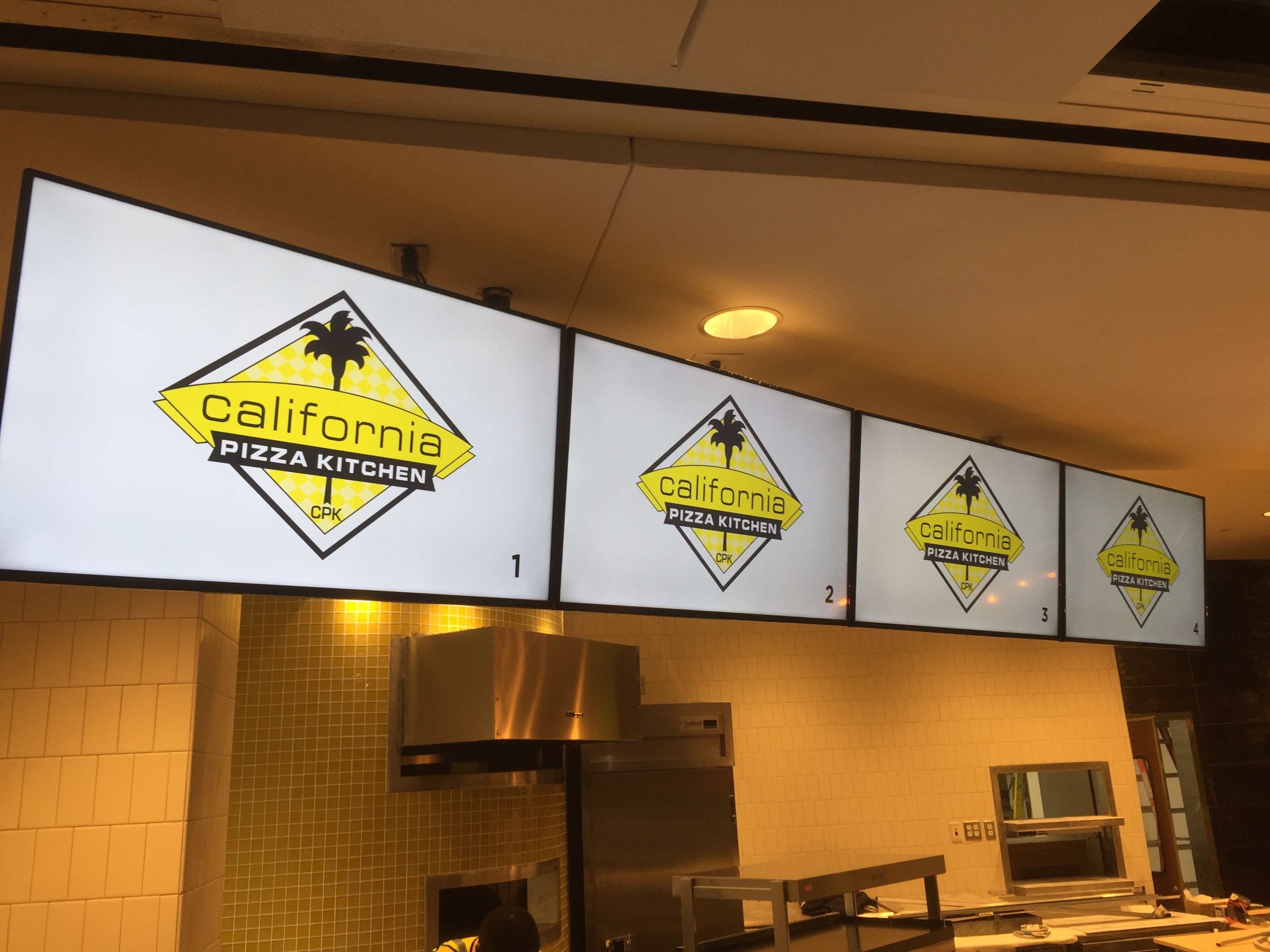California Pizza Kitchen Dfw Airport