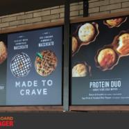 Starbucks DFW Indoor & Drive-Thru Menu Boards